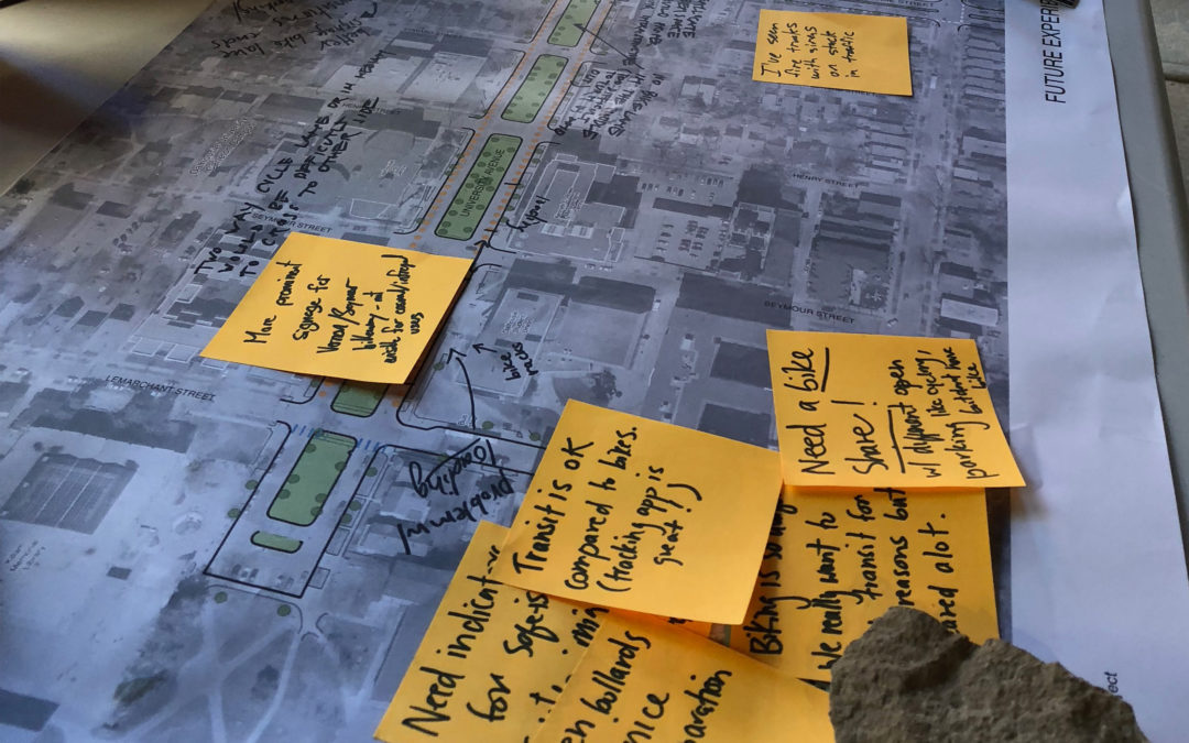 Engagement Kicks Off for Peninsula South Complete Streets Project