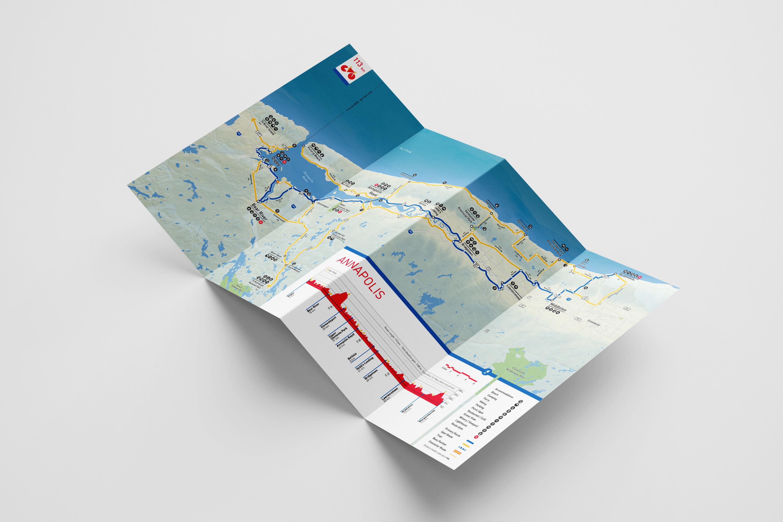 Cycle Nova Scotia Brochures