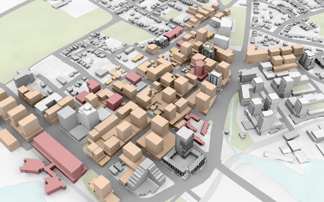 Downtown Dartmouth Growth Scenarios