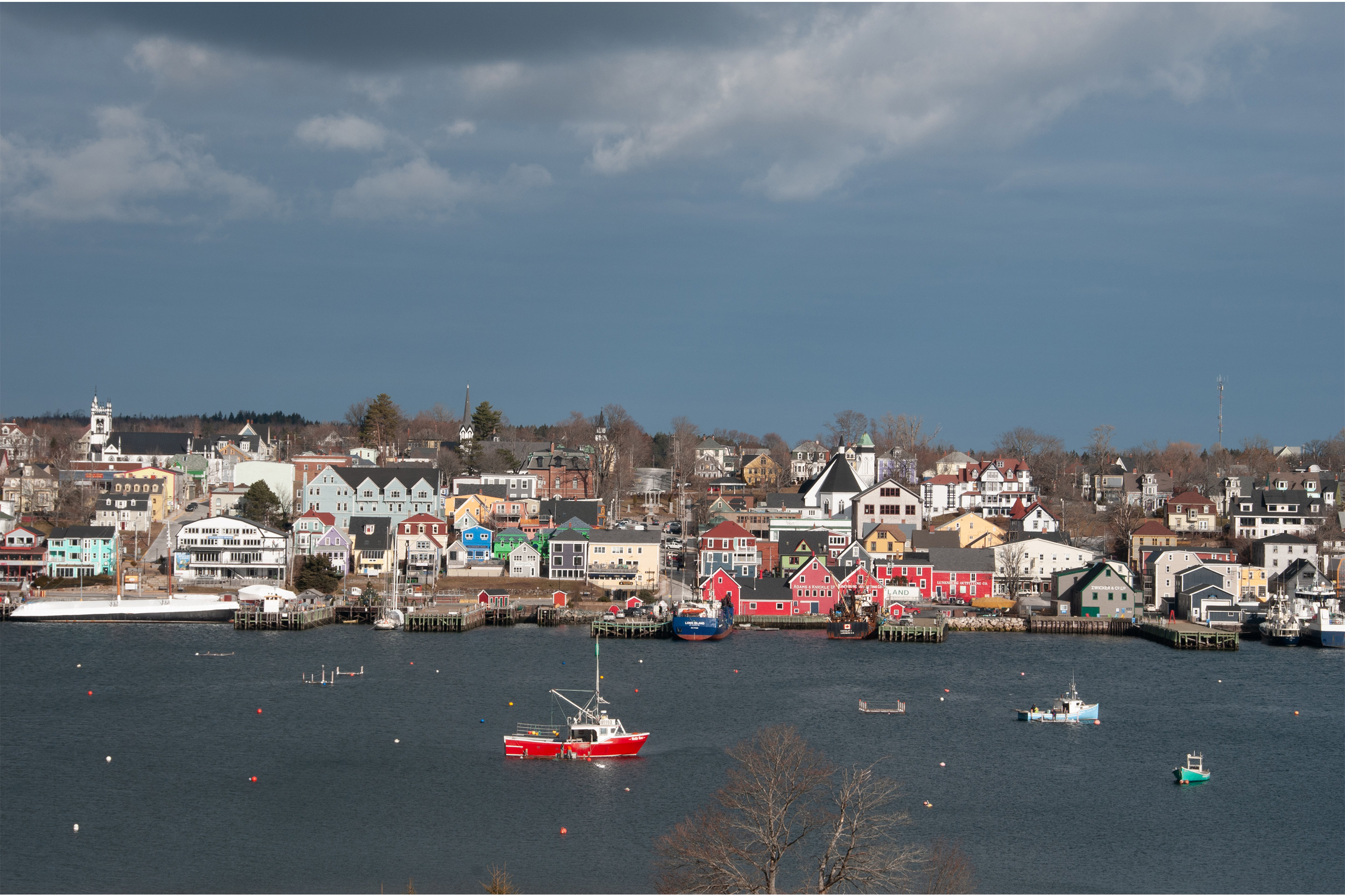 Project Lunenburg Comprehensive Community Plan Officially Adopted by Town Council