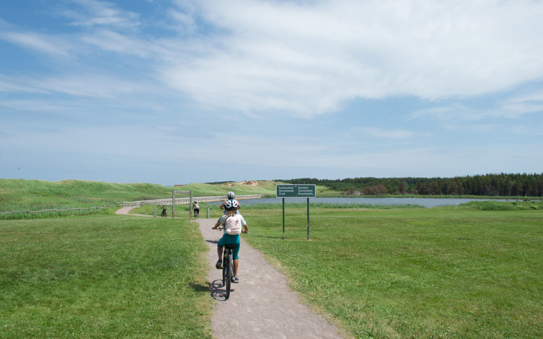 UPLAND launches PEI Active Transportation Network Plan