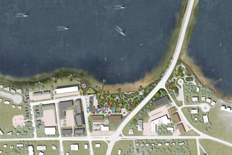 Stratford Waterfront Core Area Plan