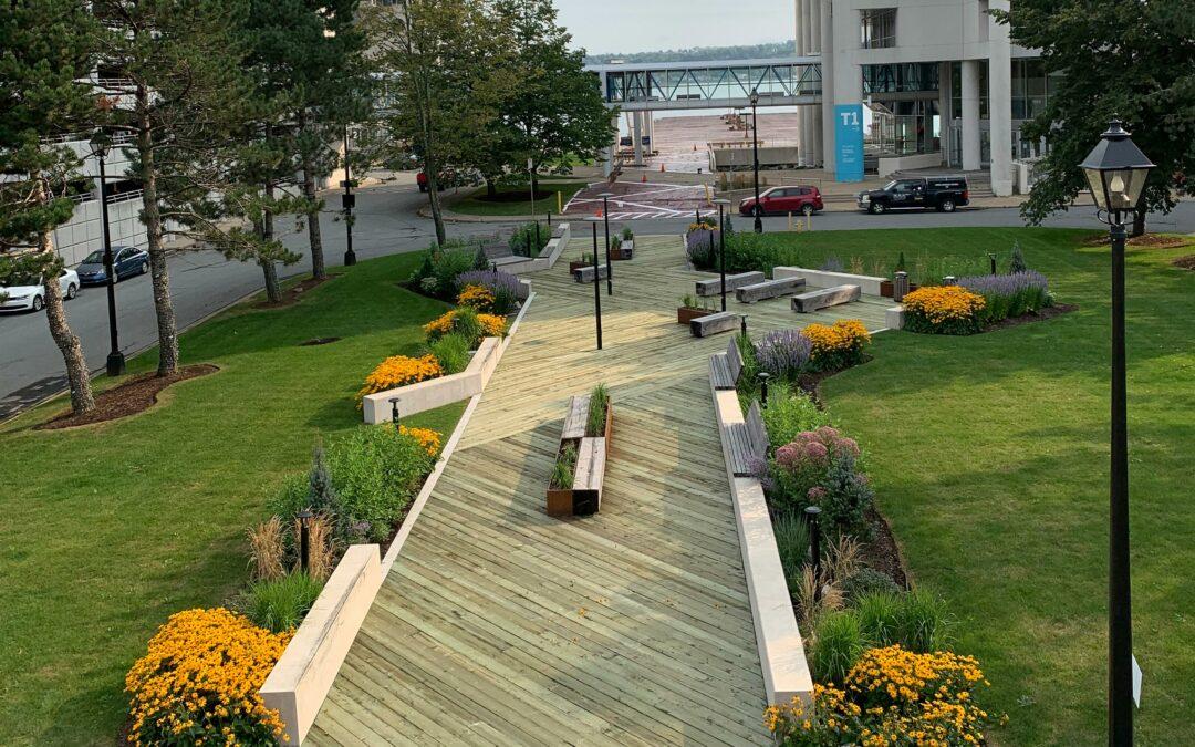 Purdy's Wharf Park